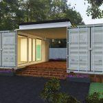 Jual Rumah Container, Harga Conatiner Rumah surabaya, Jual container murah