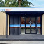 Container Minimarket, Ancol Mart