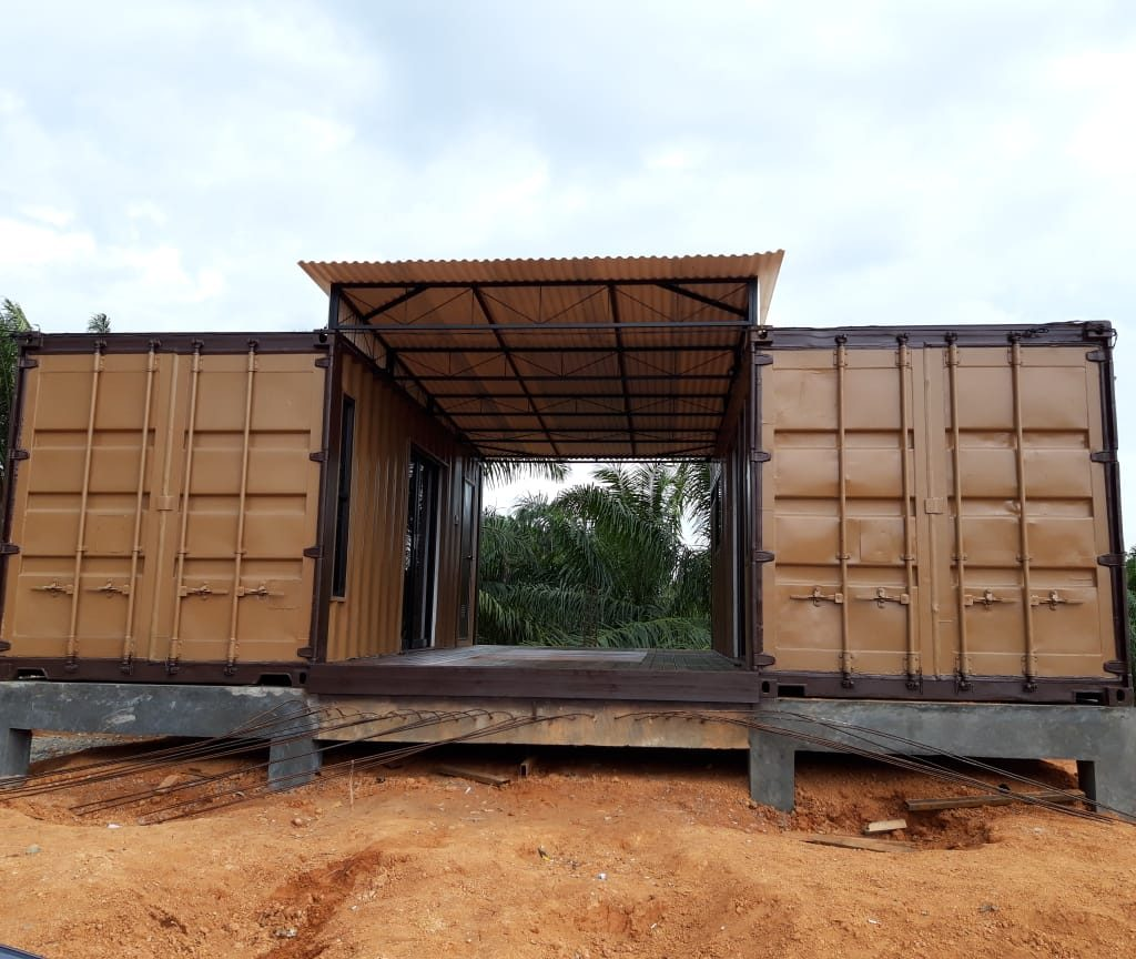 Rumah Kontainer, Home Container