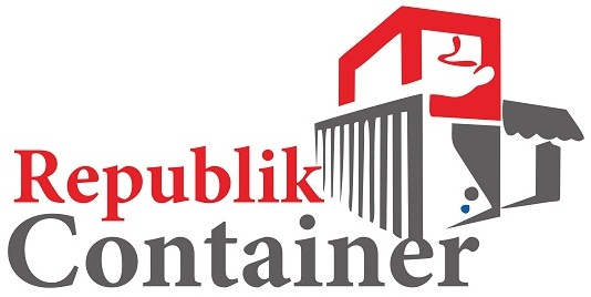 logo republik container