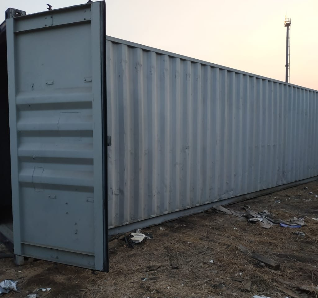 Container Bekas 40 feet, jual container bekas 40 ft di surabaya