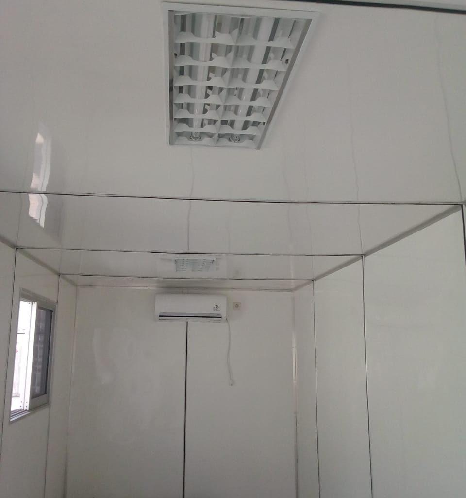 Jual Kontainer Kantor, modifikasi office Container surabaya 20 feet